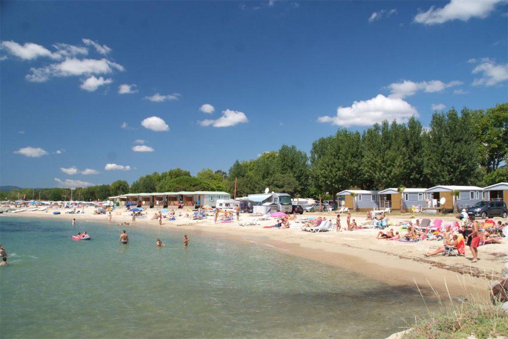 Campingplatz Les Mûres