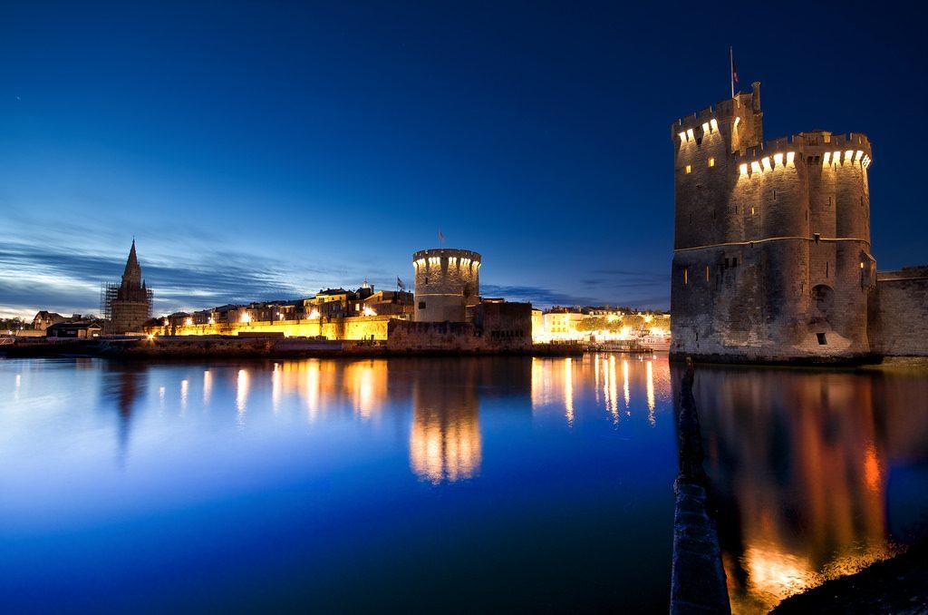 Küstenort La Rochelle